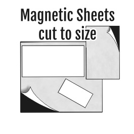 Cut to Size Magnet Sheets