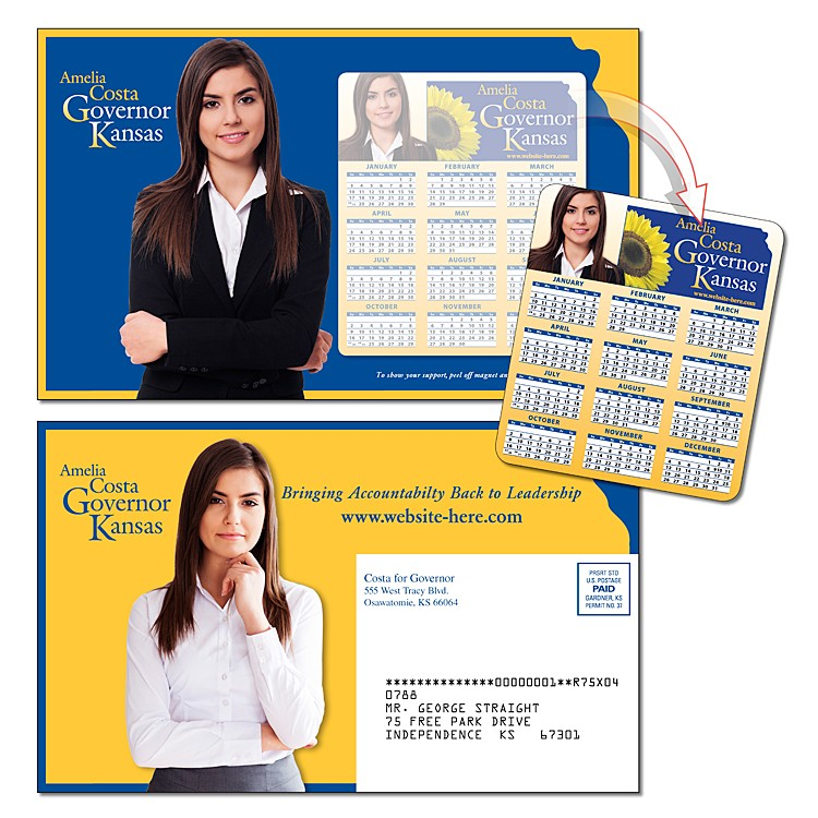 Magnet Postcard Mailers
