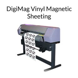 DigiMag Vinyl Printable Magnetic Sheets