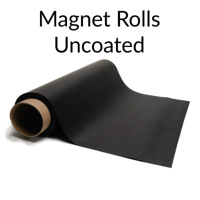Uncoated Magnet Rolls