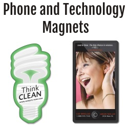 Phones & Technology Magnets
