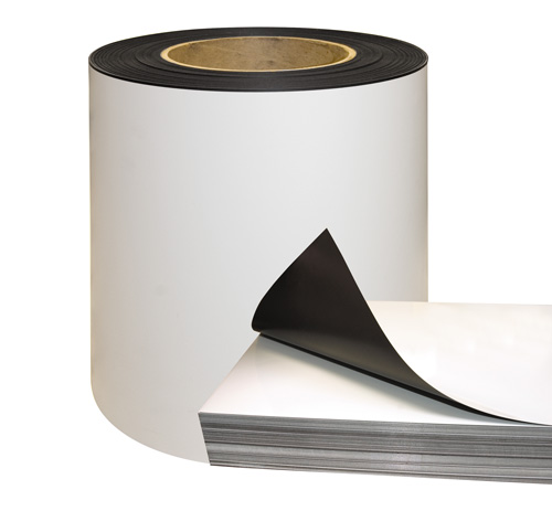 Printable Magnetic Sheets for Offset Printing Press