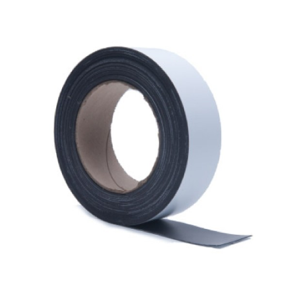 "2"" Magnetic Tape with White Vinyl"