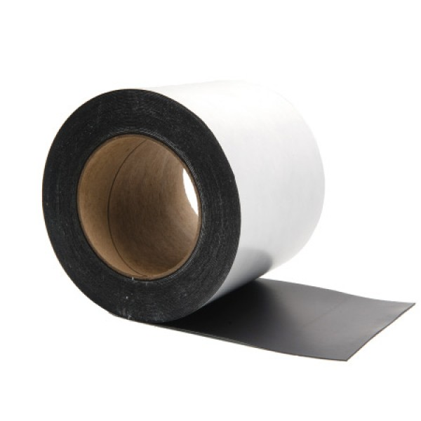 "6"" Magnetic Tape with Outdoor Adhesive"