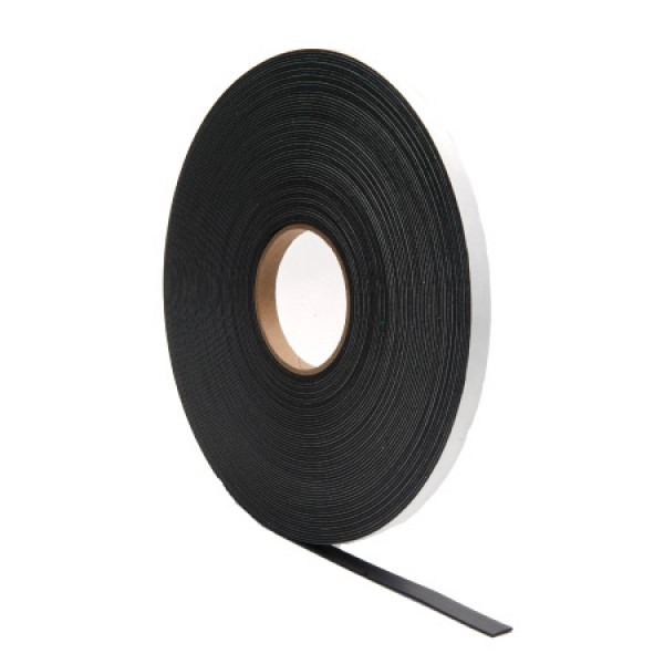 ".5"" Magnetic Tape with Outdoor Adhesive - 100' Roll"