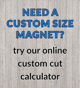 Try our custom magnet size calculator!