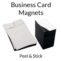 Magnets for Business Cards