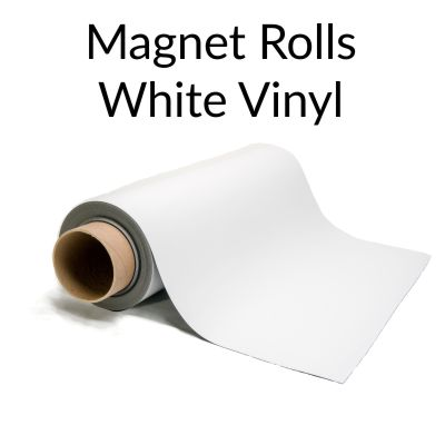 picture regarding Printable Vinyl Rolls known as Magnet Rolls with Adhesive Vinyl Personalized-Magnets