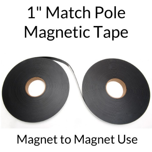 "1"" Magnet to Magnet Strips (Match Pole Set)"