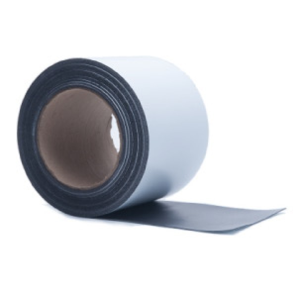 "5"" Magnetic Tape with White Vinyl"