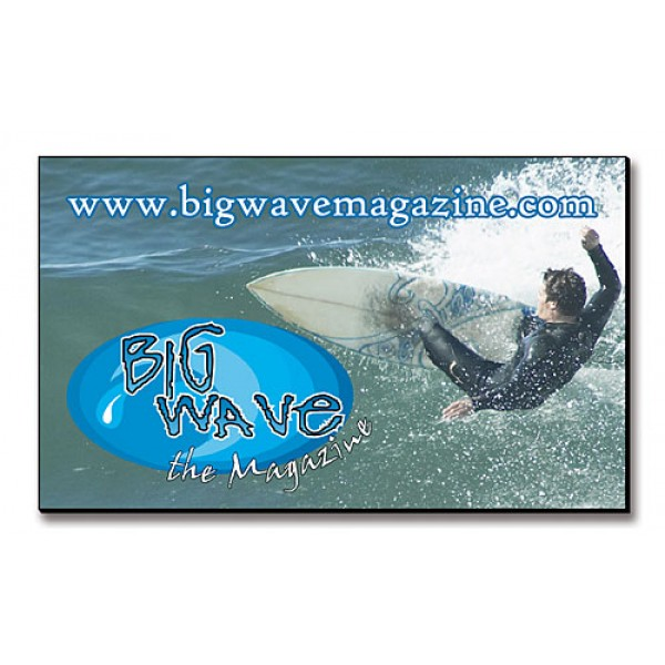 """Custom 1.5"""" x 2.5"""" Magnets - Personalized With Your Artwork"""