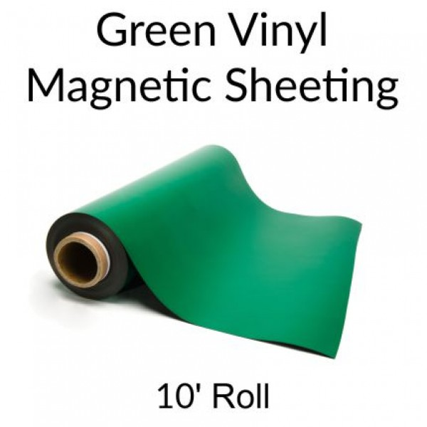 Green Magnetic 10' Rolls