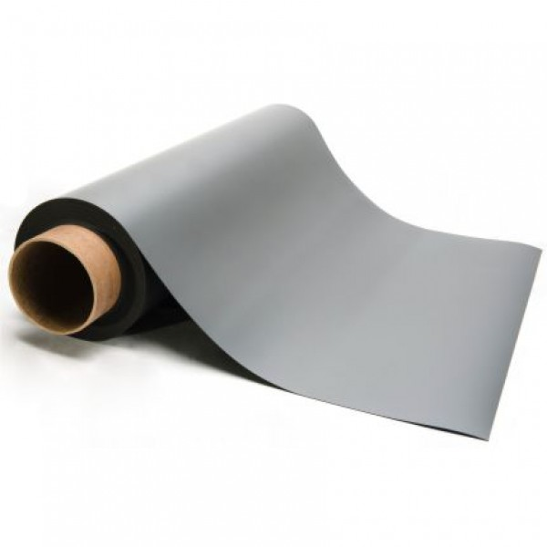 Silver Magnetic Sheeting