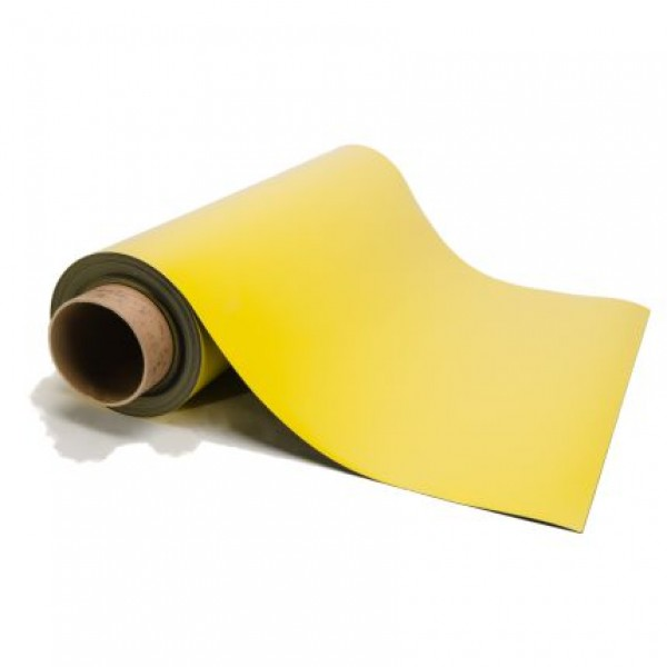 Yellow Magnetic Sheeting
