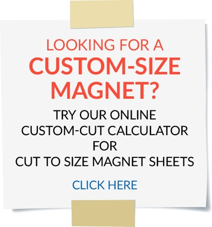 Custom Cut Magnet Sheets